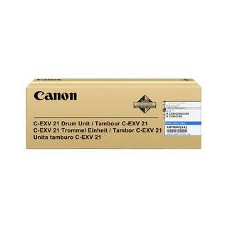 0457B002 C-EXV21 Tambour Cyan pour copieur Canon 53K