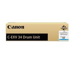 3787B003 C-EXV34 Tambour Cyan pour copieur Canon