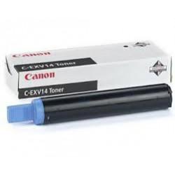 Canon Toner Noir C-EXV 14 8 300 pages réf. 0384B006 460g pour imprimante iR2016 2020 2018 2022 2025 2030 2318 2320