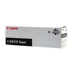 Canon Toner Noir C-EXV 15 47 000 pages réf. 0387B002 2000g pour imprimante iR 7086. iR 7095. iR 7105