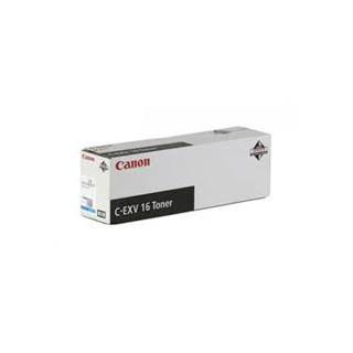 Canon Toner C-EXV 16 Cyan réf. 1068B002 pour imprimante CLC 5151. CLC 4040