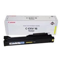 Canon Toner C-EXV 16 Jaune réf. 1066B002 pour imprimante CLC 5151. CLC 4040