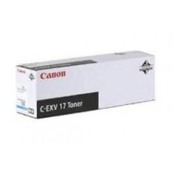 Canon Toner C-EXV 17 Cyan 30 000 pages réf. 0261B002 475g pour imprimante iR C4580i. C4080i. C5185i