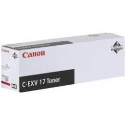 Canon Toner C-EXV 17 Magenta 30 000 pages réf. 0260B002 475g pour imprimante iR C4580i. C4080i. C5185i