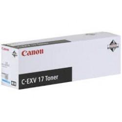 Canon Toner C-EXV 17 Noir 26 000 pages réf. 0262B002 530g pour imprimante iR C4580i. C4080i. C5185i
