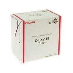 Canon Toner C-EXV 19 Magenta 16 000 pages réf. 0399B002 pour imprimante imagePRESS C1