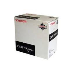 Canon Toner C-EXV 19 Noir 16 000 pages réf. 0397B002 pour imprimante imagePRESS C1