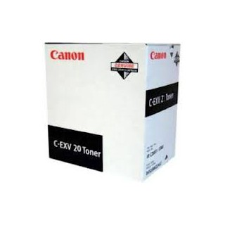 Canon Toner C-EXV 20 Noir 35 000 pages réf. 0436B002 pour imprimante imagePRESS C7000VP