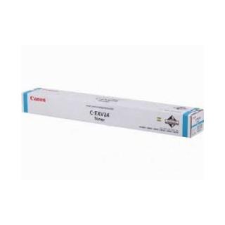 Canon Toner C-EXV 24 Cyan 9500 pages réf. 2448B002 pour imprimante iR 6880. 5880Ci. C. 5800. 6800. 6870. 5870