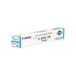 Canon Toner C-EXV 28 Cyan 38 000 pages réf. 2793B002 pour imprimante iR ADVANCE C5045. C5045i. C5051. C5051i