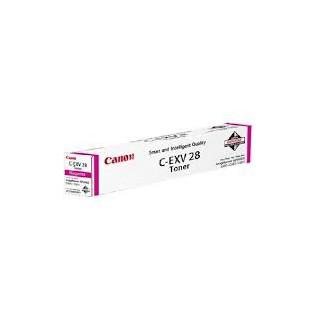 Canon Toner C-EXV 28 Magenta 38 000 pages réf. 2797B002 pour imprimante iR ADVANCE C5045. C5045i. C5051. C5051i