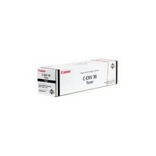 Canon Toner Noir C-EXV 36 56 000 pages réf. 3766B002 2250g pour imprimante iR ADVANCE 6055i. 6065i. 6075i. 6255i. 6265i. 6275i