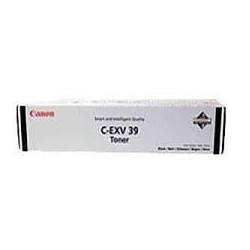 Canon Toner Noir C-EXV 39 30 000 pages réf. 4792B002 pour imprimante iR ADVANCE 4025i. 4035i