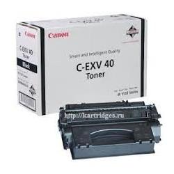Canon Toner Noir C-EXV 40 6 000 pages réf. 3480B006 pour imprimante iR 1133