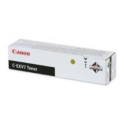 Canon Toner Noir C-EXV 7 5 000 pages réf. 7814A002 450g pour imprimante iR 1210. 1230. 1270. 1510. 1570
