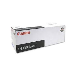 Canon Toner C-EXV 8 Cyan 25 000 pages réf. 7628A002 470g pour imprimante IRC3200. C3220. C2620. CLC 3200. 3220. 2620