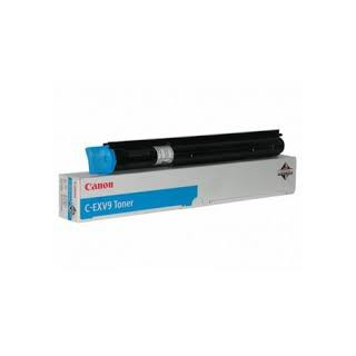 Canon Toner C-EXV 9 Cyan 8 500 pages réf. 8641A002 170g pour imprimante iR 3100C. iR 3170Ci. 2570Ci