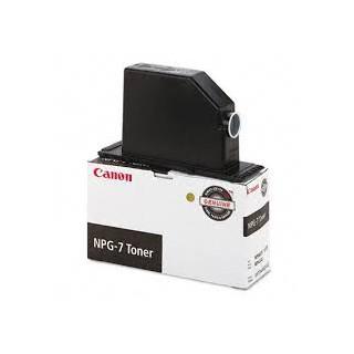 Canon Toner Noir NPG-7 réf. 1377A003 500g pour imprimante NP 6330. 6025. 6030