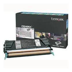 C5240KH Toner Noir pour imprimante Lexmark C524N C524DN C524DTN