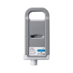 Encre Canon PFI-701 Cyan réf. 0901B005 700ml pour traceur iPF 8000, 8000S, 8100, 9000, 9000S, 9100