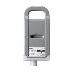 Encre Canon PFI-701 Noir mat réf. 0899B005 700ml pour traceur iPF 8000, 8000S, 9000, 9000S