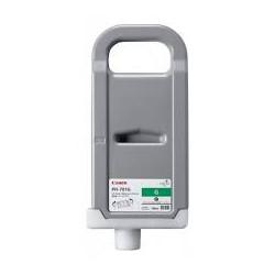 Encre Canon PFI-701 Vert réf. 0907B005 700ml pour traceur iPF 8000, 9000