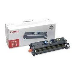 Toner Canon 701 Cyan réf. 9286A003 900g pour imprimante LBP 5200