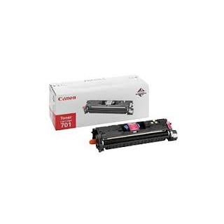 Toner Canon 701 Magenta réf. 9285A003 900g pour imprimante LBP 5200