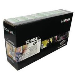 12016SE Toner Noir pour imprimante Lexmark E120, E120n