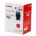Toner Canon 702 Magenta 6 000 pages réf. 9643A004 pour imprimante LBP 5970. LBP 5975. LBP 5960