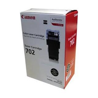 Toner Canon 702 Noir 10 000 pages réf. 9645A004 pour imprimante LBP 5970. LBP 5975. LBP 5960