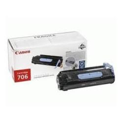 Canon Toner Noir 706 réf. 0264B002 pour imprimante MF 6530. 6540. 6550. 6560. 6580