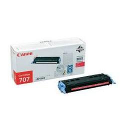 Toner Canon 707 Magenta réf. 9422A004 pour imprimante LBP 5000