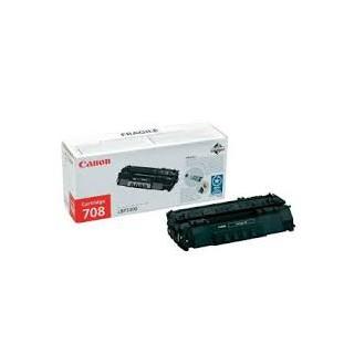 Canon Toner Noir 708 2.500 pages réf. 0266B002 1100g pour imprimante LBP 3300