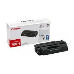 Canon Toner Noir 708H 6 000 pages réf. 0917B002 pour imprimante LBP 3300