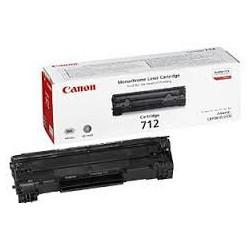 Canon Toner Noir 712 réf. 1870B002 pour imprimante LBP 3010. LBP 3100