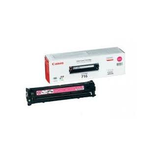 Toner Canon 716 Magenta 15 000 pages réf. 1978B002 pour imprimante LBP 5050. LBP 5050n