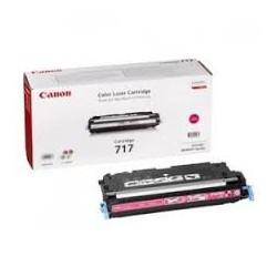 Toner Canon 717 Magenta 4 000 pages réf. 2576B002 pour imprimante MF 9170. MF 9130. MF 8450