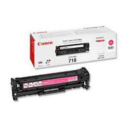 Toner Canon 718 Magenta 2 900 pages réf. 2660B002 pour imprimante LBP 7200. 7660Cdn. 7680Cx