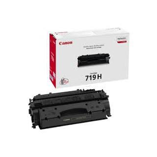 Canon Toner Noir 719H réf. 3480B012 pour imprimante LBP6300. 6550. 6670. 6680. MF5840. 5880. 5940. 5980. 6140. 6180