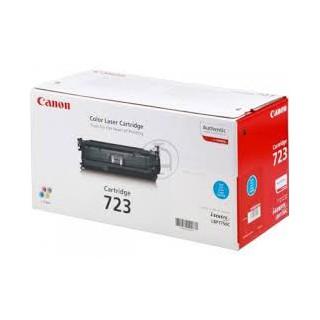 Toner Canon 723 Cyan réf. 2643B002 pour imprimante LBP 7750