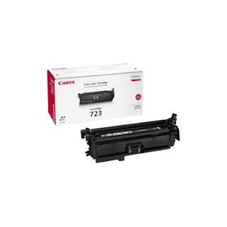 Toner Canon 723 Magenta réf. 2642B002 pour imprimante LBP 7750