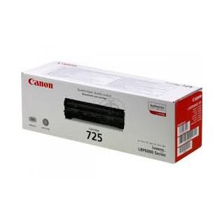 Canon Toner Noir 725 1600 pages réf. 3484B002 pour imprimante LBP 6000. 6020