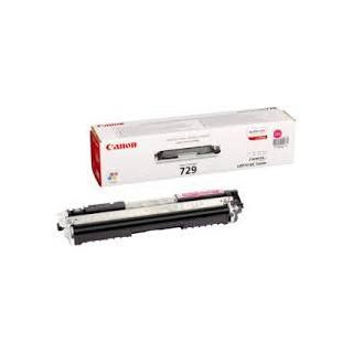 Toner Canon 729 Magenta réf. 4368B002 1 000 pages pour imprimante LBP7010C. 7018C