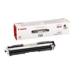 Toner Canon 729 Noir réf. 4370B002 1200 pages pour imprimante LBP7010C. 7018C