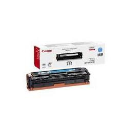 Toner Canon 731 Cyan 1500 pages réf. 6271B002 pour imprimante LBP-7100CN. 7110CW
