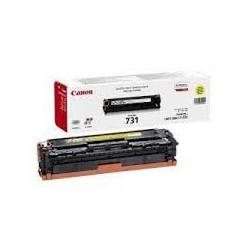 Toner Canon 731 Jaune 1500 pages réf. 6269B002 pour imprimante LBP-7100CN. 7110CW