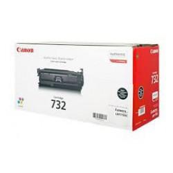 Toner Canon 732 Noir 6100 pages réf. 6263B002 pour imprimante LBP-7780