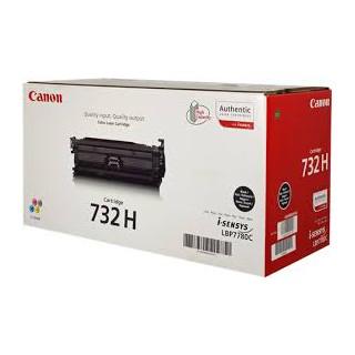 Toner Canon 732 Noir HC 12 000 pages réf. 6264B002 pour imprimante LBP-7780