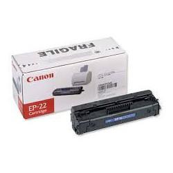 Canon Toner Noir EP-22 réf. 1550A003 1000g pour imprimante LBP 1110